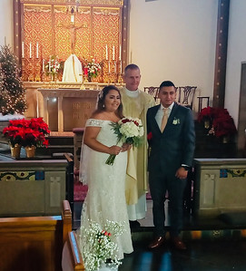 Vanessa Ramirez and Nicholas Lopez, Dec. 28, 2019 - COURTESY