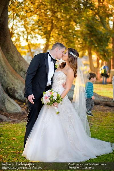 Dunbar House Wedding, Watson Bay,