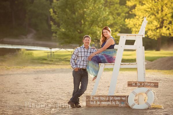Jen & Ryan Engagement