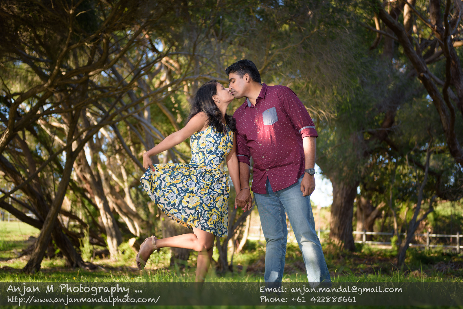 La Perouse Pre Wedding Photography