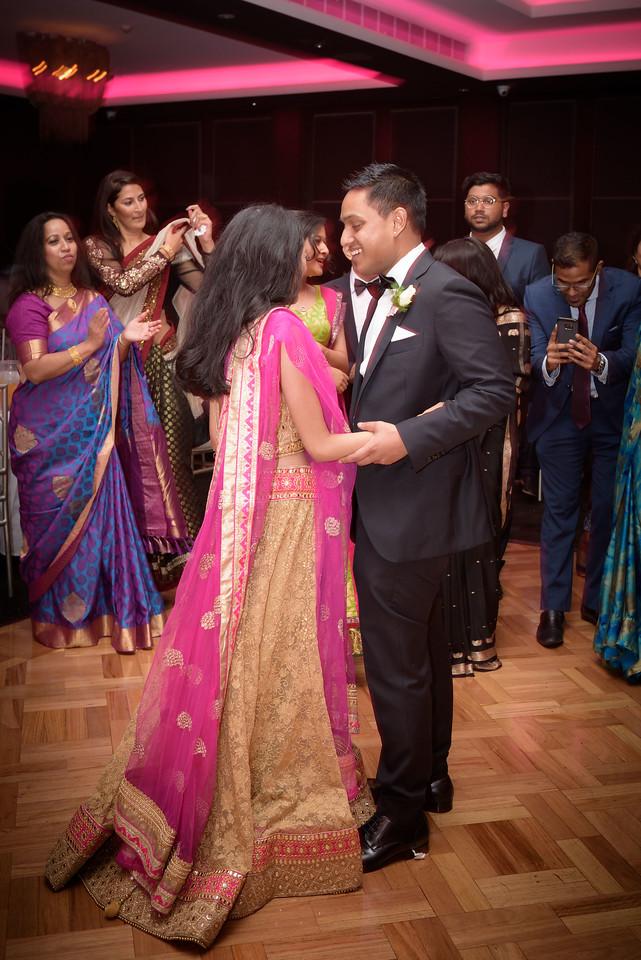 le montage wedding