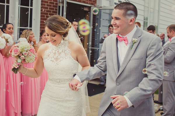 Sarah & Caleb - Wedding