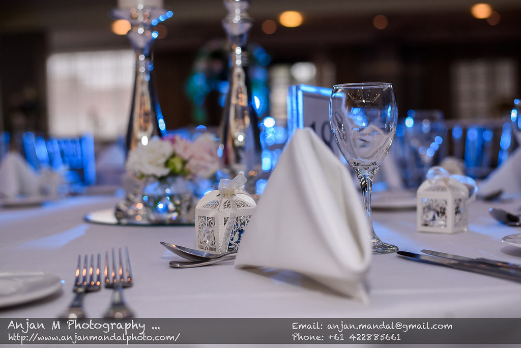 Epping Club Wedding