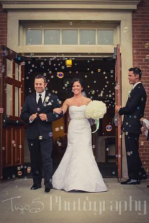 Wes & Danielle - Wedding