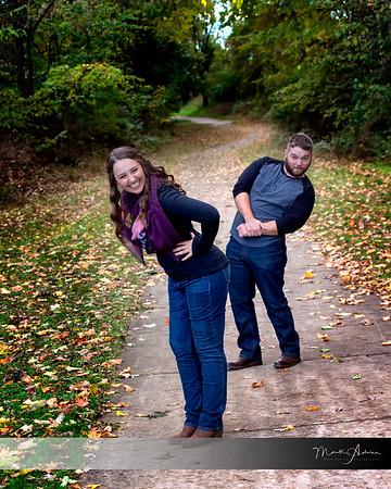 Amanda & Patrick