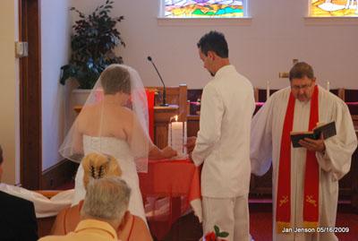 Chris & Dusty Wedding