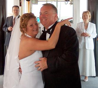 Dick & Nancy Wedding