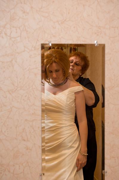 Bride at Thorpewood