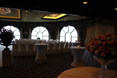 Huwelijksceremonie in de Keizerzaal