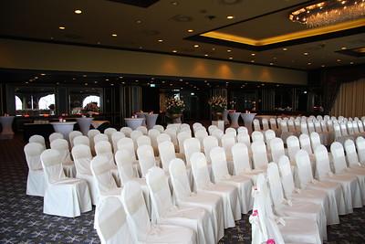 Opstelling Bruiloft