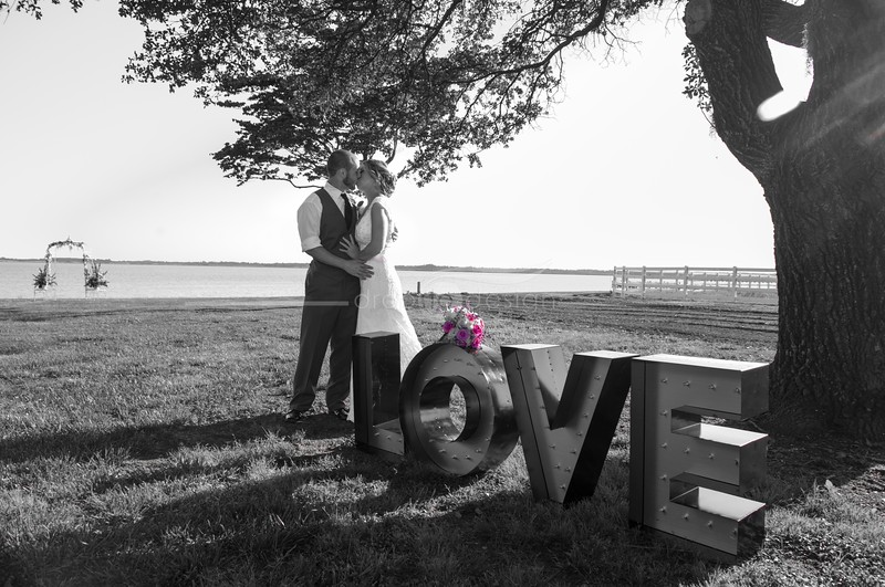 Wedding at Munden Point in Virginia Beach, Virginia