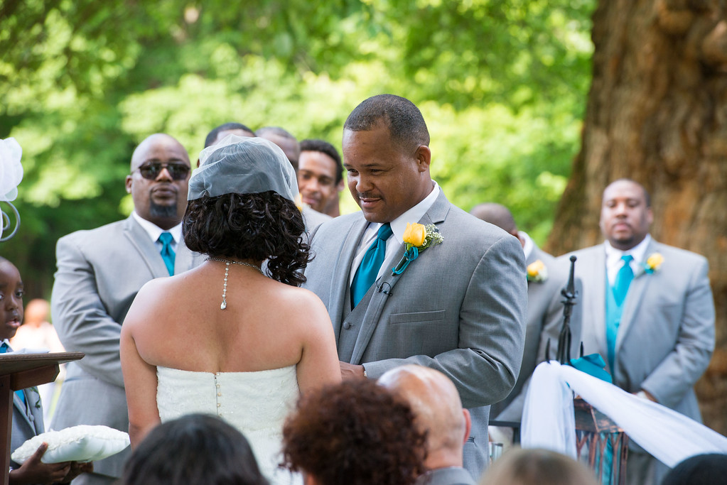 Wedding at the Manor House at Kings Charter in Henrico Virginia