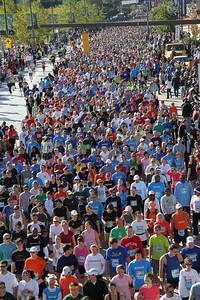 Baltimore Marathon 2010 --9228