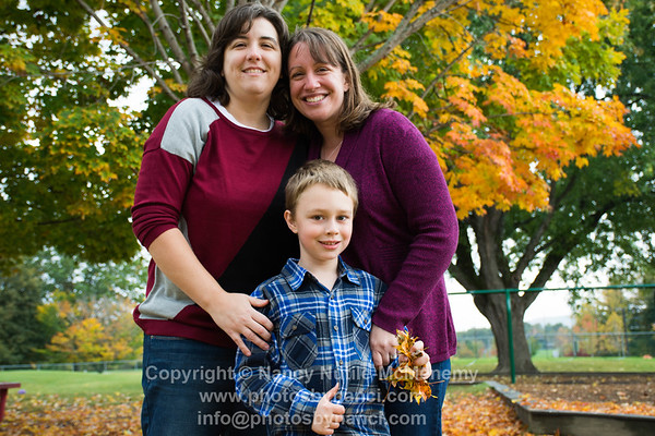 Family Fall Photos