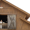 The gorgeous barn at The Stables at Lake Martin just lends itself to a photo like this. Photo by Daniel Taylor Photography