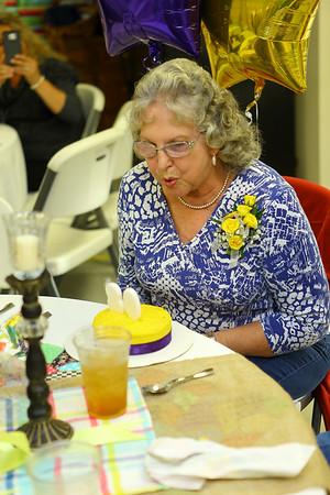 Martha Bunton 80th Birthday party