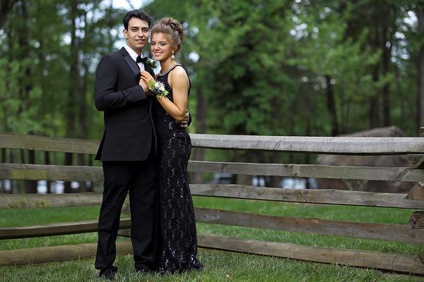 Kayley Nance Prom