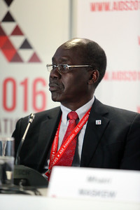 21st International AIDS Conference (AIDS 2016), Durban, South Africa. Wednesday 20 July : Venue DURBAN ICC - Press Conference Room 2 (In Media Centre) Official Press Conference : Scaling up HIV Treatment in the Developing World James Hakim  Photo©International AIDS Society/Abhi Indrarajan