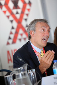 21st International AIDS Conference (AIDS 2016), Durban, South Africa. Wednesday 20 July : Venue DURBAN ICC - Press Conference Room 2 (In Media Centre) Official Press Conference : Scaling up HIV Treatment in the Developing World Francois Dabis Photo©International AIDS Society/Abhi Indrarajan