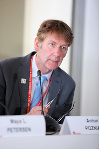 21st International AIDS Conference (AIDS 2016), Durban, South Africa. Wednesday 20 July : Venue DURBAN ICC - Press Conference Room 2 (In Media Centre) Official Press Conference : Scaling up HIV Treatment in the Developing World Anton Pozniak Photo©International AIDS Society/Abhi Indrarajan