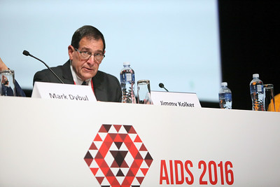 21st International AIDS Conference (AIDS 2016), Durban, South Africa. Opportunities for and Challenges to Sustainable Financing of the AIDS Response Symposia Session Wednesday 20 July : Venue -Session Room 11 CO-CHAIR: Jimmy Kolker, U.S. Department of Health and Human Services (HHS), United States  Photo©International AIDS Society/Abhi Indrarajan