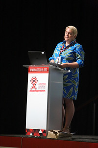 21st International AIDS Conference (AIDS 2016), Durban, South Africa. Opportunities for and Challenges to Sustainable Financing of the AIDS Response Symposia Session Wednesday 20 July : Venue -Session Room 11 Christine Stegling, International HIV/AIDS Alliance, United Kingdom  Photo©International AIDS Society/Abhi Indrarajan