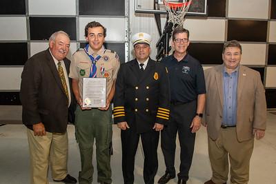 Greg Rautzhan Jr. Eagle Scout