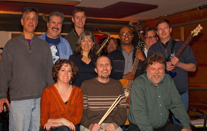 Jam Family, February 15th, 2012