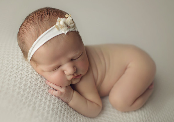 wednesday newborn model
