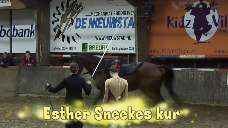 Esther Sneekes kur