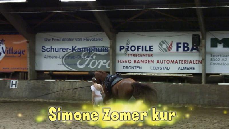 Simone Zomer kur
