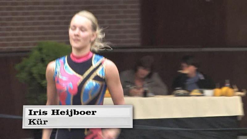 Iris Heijboer Kür