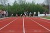 Linsie loopt een dik nieuw PR op de 100m