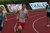 Dirk-Willem met een goede 800m