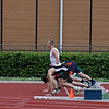 Michael, start 100m