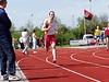 Sander van Gelderen op de 400m. Net onder de 50sec.