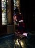 Eugeen - Nathalia in de kapel.