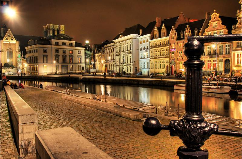 Belgium - Ghent.