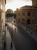vroege morgen in Palermo