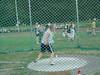 Thijs bij discus