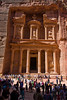 the treasury - petra jordanie, h.haustraete