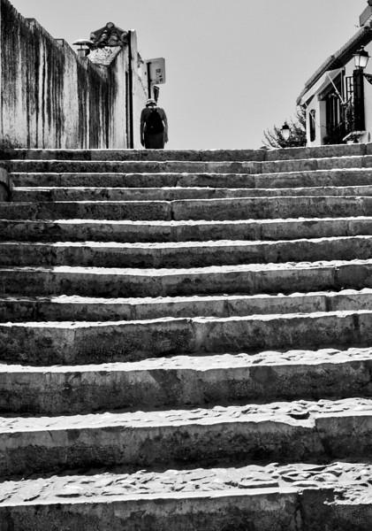 eenzaat in Granada - peter de mey