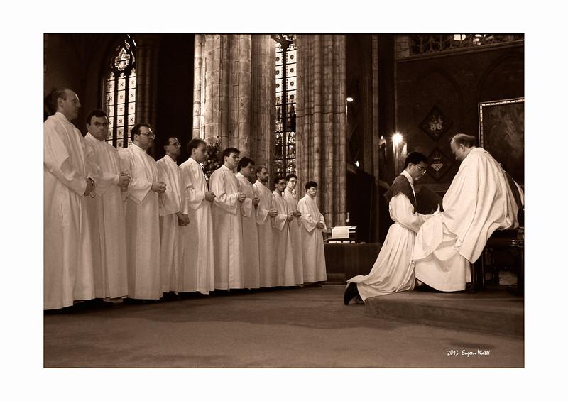 Watté Eugeen - Ordination.