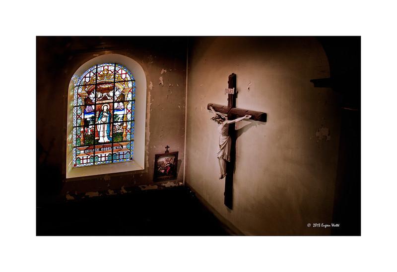 Watté Eugeen - In the church 2