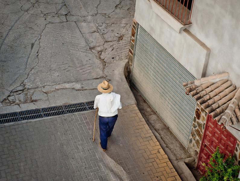 Peter De Mey_Ochtend in Andalusia