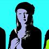 Jelena a la Andy Warhol