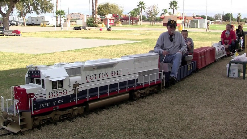 Kern County Train Show