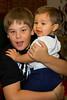 Cousin Zach and Donovan