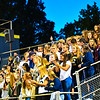 Littleton students cheer on the Tigers during Friday night's game. Nashoba Valley Voice/Ed Niser