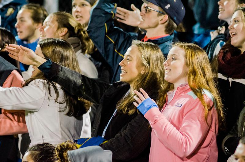 FACES IN THE CROWD<br /> High School Football Week 8<br /> Monty Tech v. St. Bernard's<br /> SENTINEL & ENTERPRISE / Ashley Green